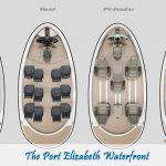 This Mini Superyacht would focus attention on PE Waterfront Boat Tours